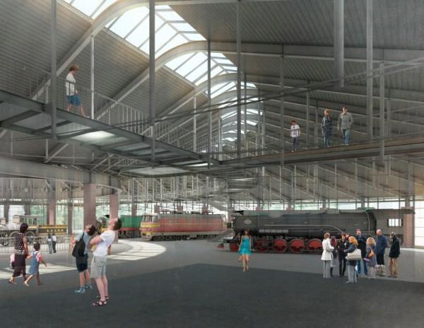В Санкт-Петербурге открылся самый большой в России музей железнодорожного транспорта