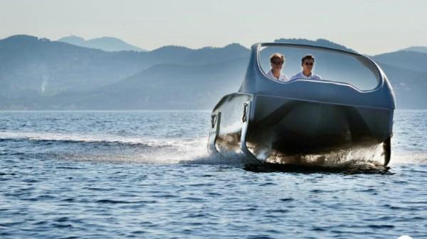 «Летающие» водные такси появятся на Женевском озере