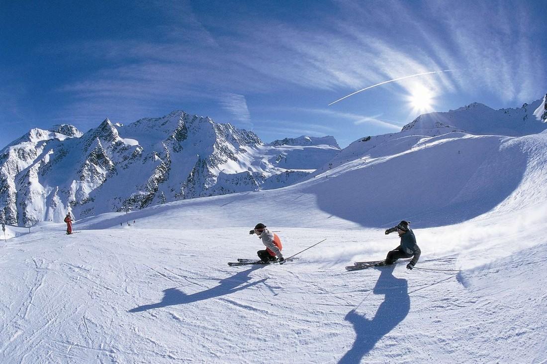 Спрос на горнолыжные туры в Альпы вырос на треть