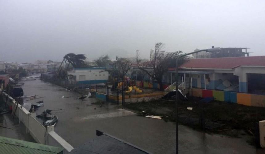 Ростуризм предупредил россиян об урагане «Герварт»