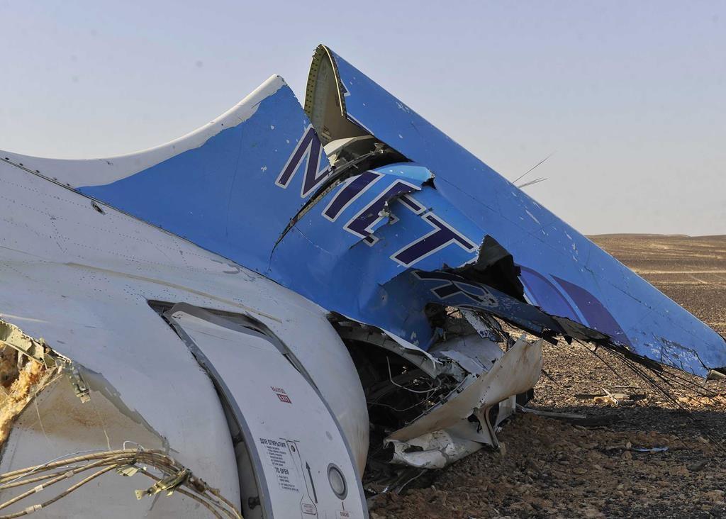 Чёрная дата: прошло ровно два года после крушения А321 в Египте