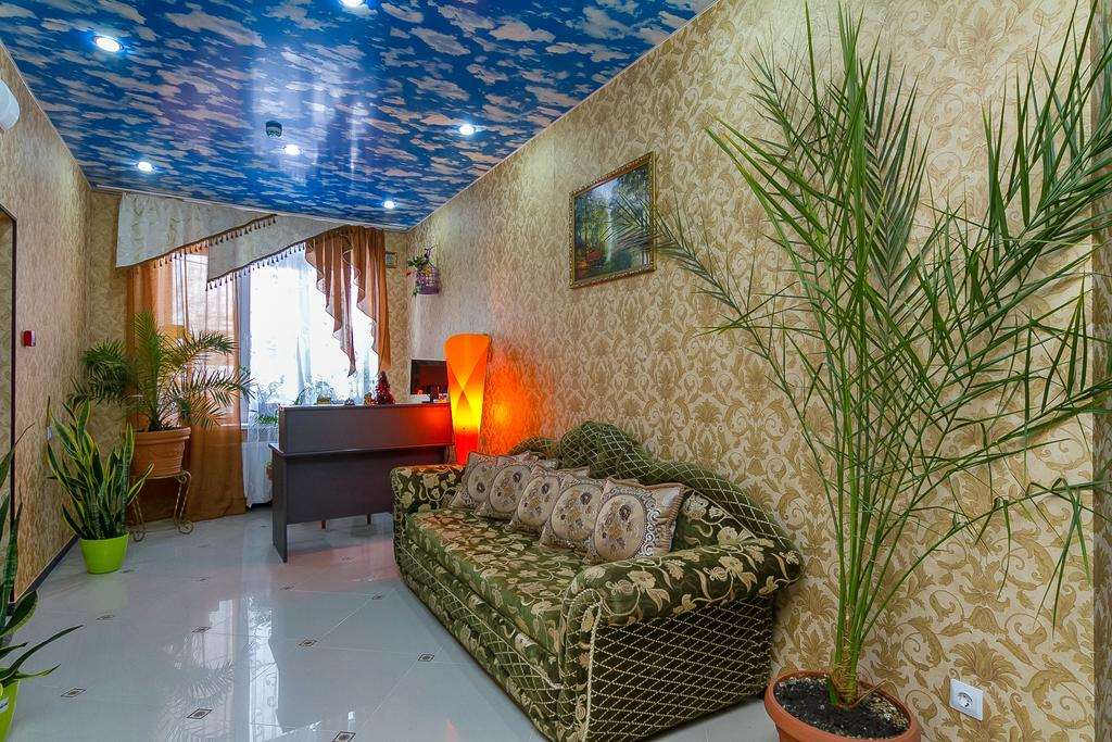 Отель «Абажур» —  идеально расположение и сервис в Краснодаре