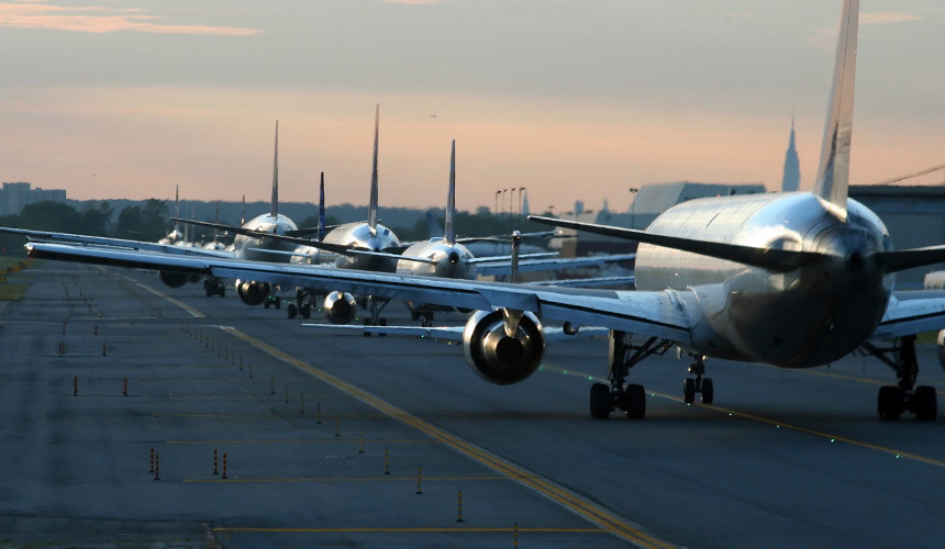 На рейс Москва-Пекин поставлен Dreamliner