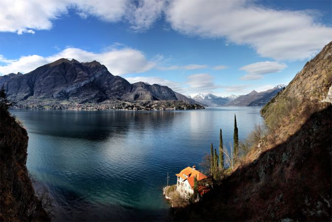 Озера Италии и Швейцарии — где теплее осенью