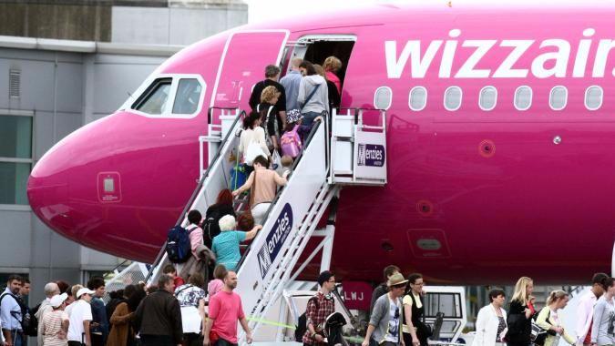 Wizz Air увеличил объем бесплатной ручной клади