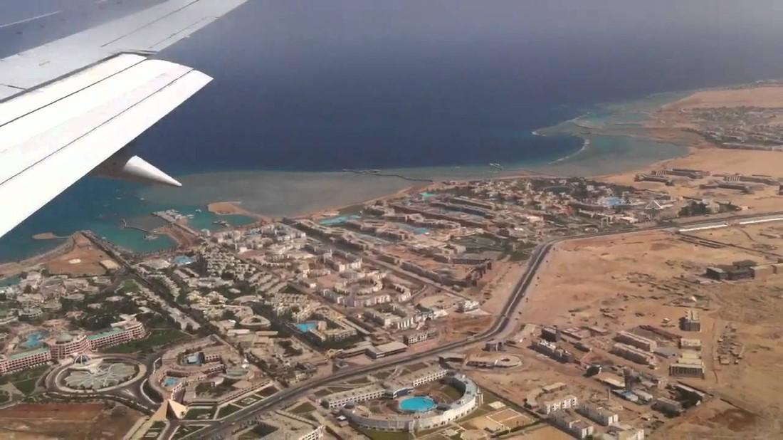 Каир готов подписать протокол безопасности в египитских аэропортах