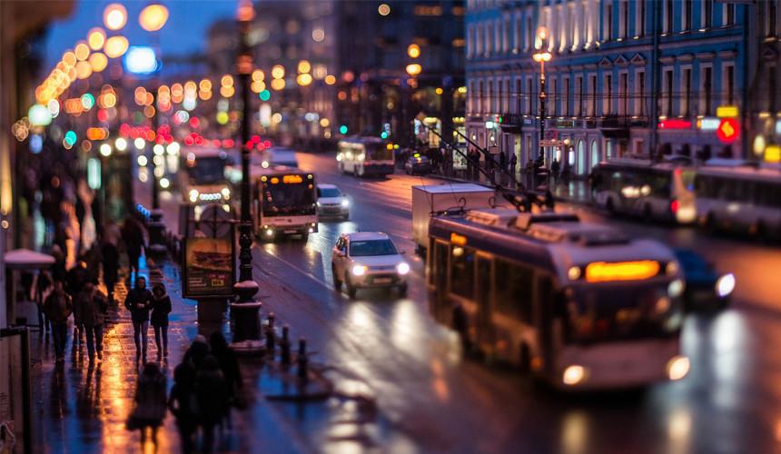Загрузка петербургских отелей на Новый год может составить не более 60 %