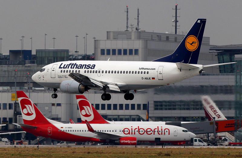 Lufthansa купит Air Berlin