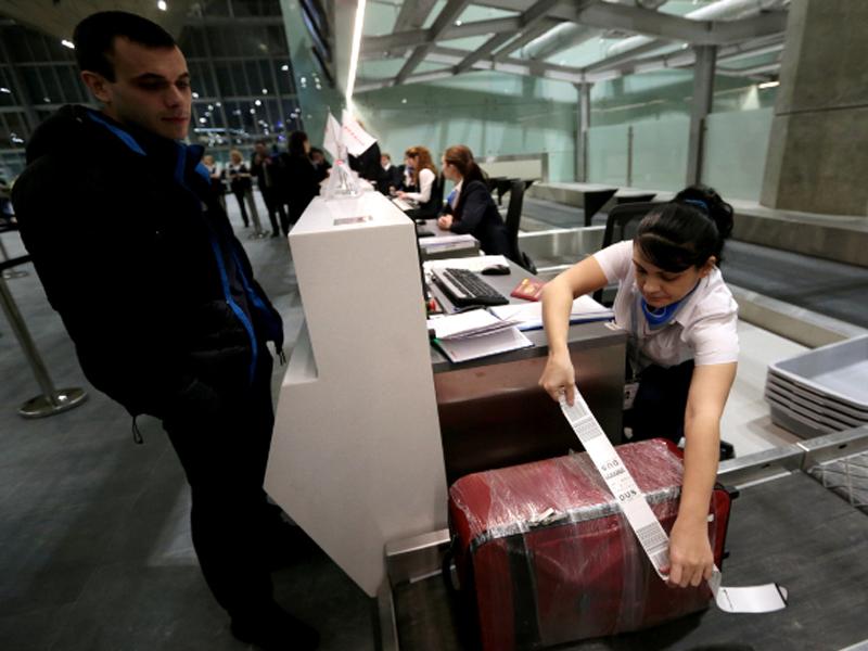 Российские туристы предпочитают летать с багажом