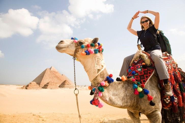 Вопреки запретам: российские туристы едут в Египет самостоятельно