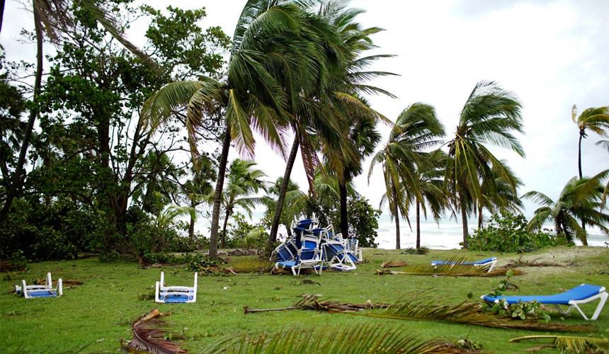 Некоторые отели и аэропорты Кубы остаются закрытыми после урагана «Ирма»