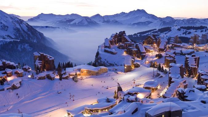 Такие разные Альпы и Пиренеи с Туристическим клубом