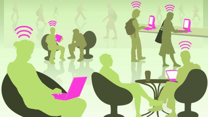 Европа подарит туристам и гражданам бесплатный Wifi