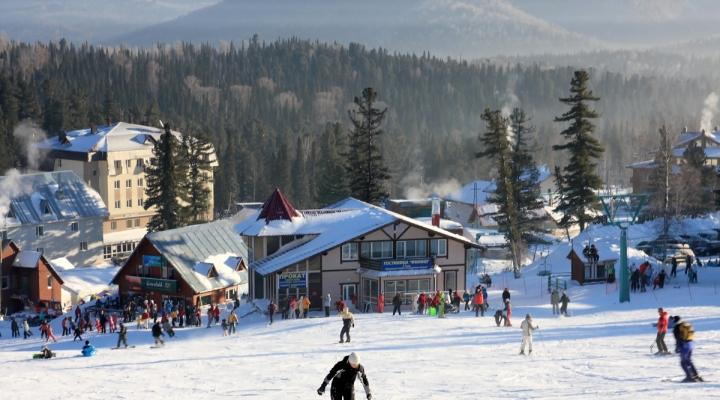 Исследование: лучшие горнолыжные курорты России