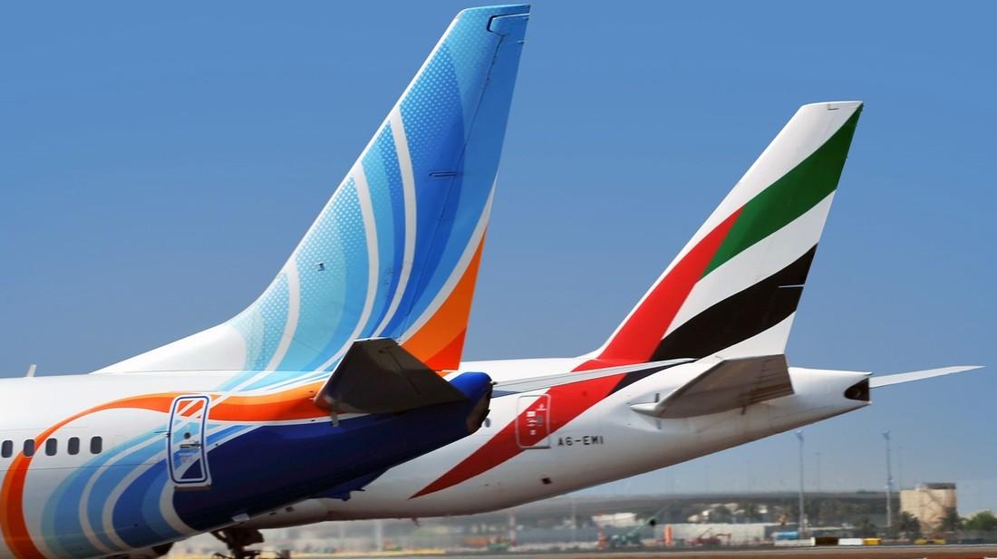 Эмирейтс и flydubai анонсировали первые кодшеринговые рейсы