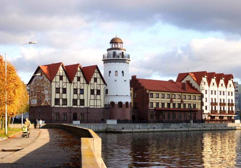 Калининград: въездной турпоток  вырос, количество туроператоров катастрофически упало