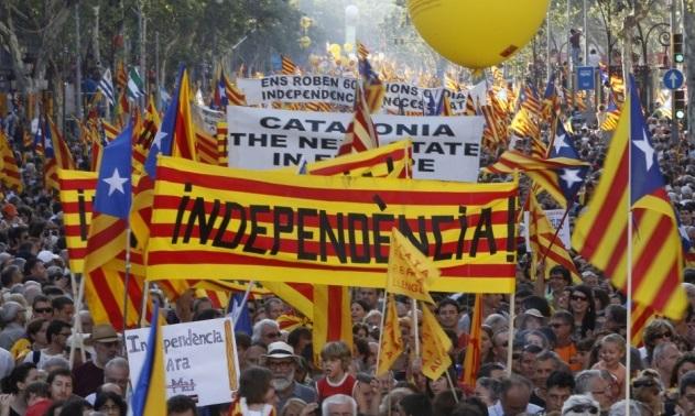 Референдум в Каталонии оставил туроператоров «в подвешенном состоянии», однако аннуляций туров нет