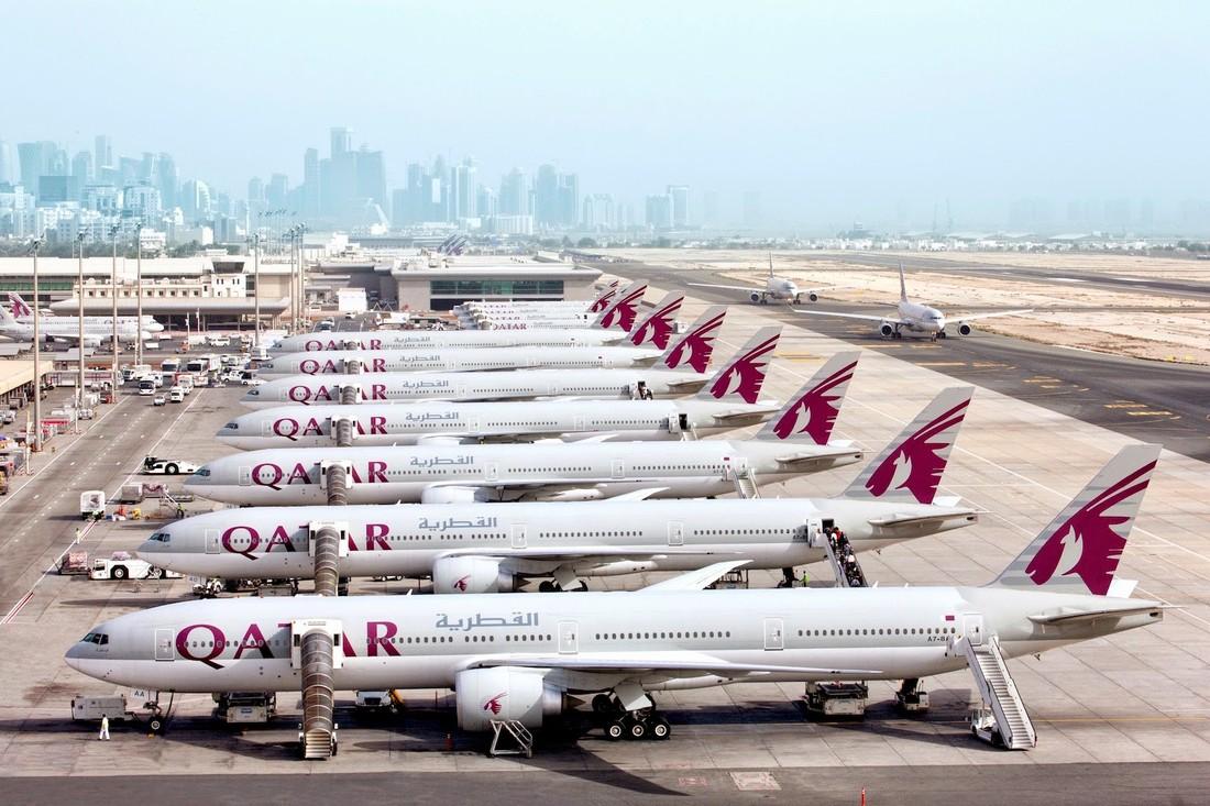 Qatar Airways запустит прямой рейс из Петербурга