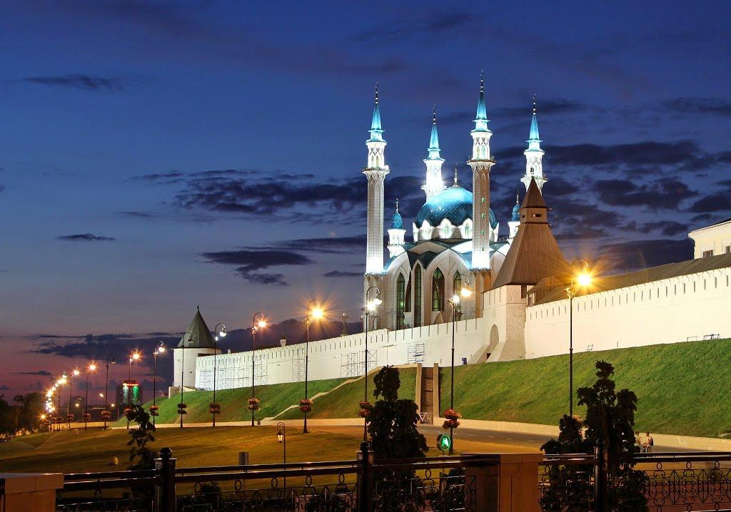Турпоток в Казань вырос на 10%