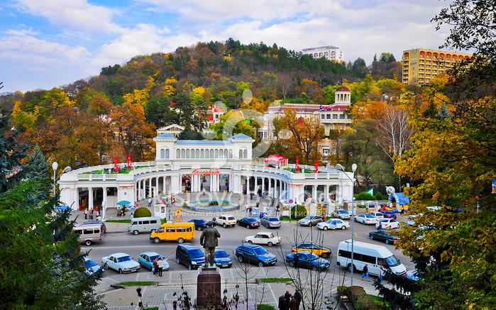 Северный Кавказ принял 3.5 млн туристов