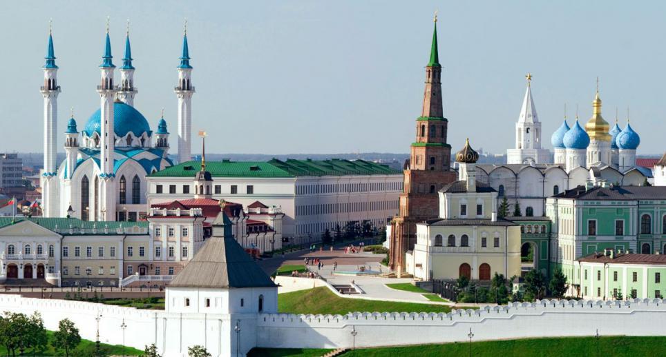 В Казани рассчитывают на 2.7 млн туристов за 2017 год