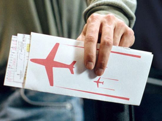 В Пулково потребуют у туристов билеты на самолет