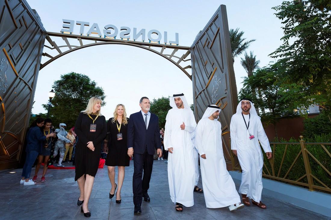 Комплекс аттракционов «Голодные игры» открыт в Motiongate Dubai