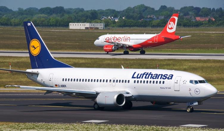 Глава Lufthansa: прекращение полетов Air Berlin на цены не повлияет
