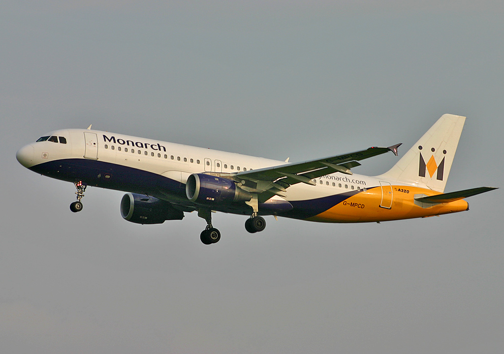 В Британии обанкротилась «Monarch Airlines»: почувствуйте разницу с крахом ВИМ-авиа...