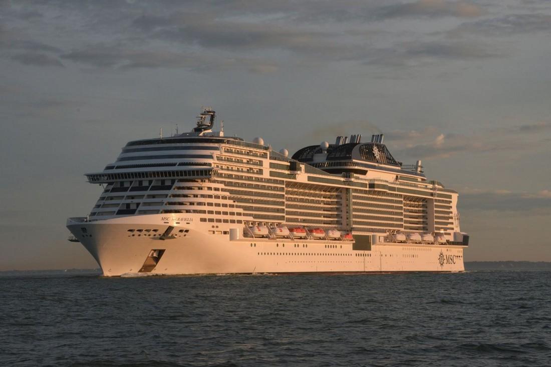 MSC Cruises представила инновационную технологию обнаружения «человек за бортом»
