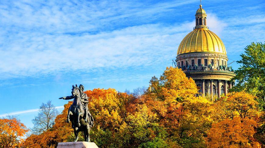 Москва и Санкт-Петербург возглавили ТОП-10 популярных направлений для путешествий с детьми