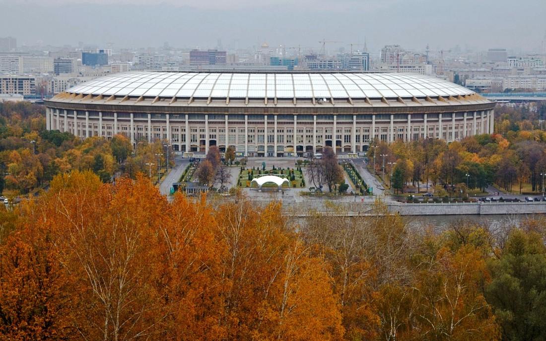 Россия стала самым популярным осенним направлением среди китайских туристов
