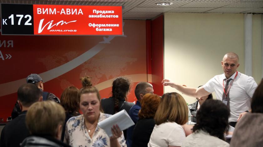 Дворкович похвалил Соколова: справился с вывозом туристов «ВИМ-авиа»