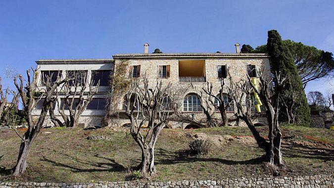 Последний дом Пикассо ушел с молотка