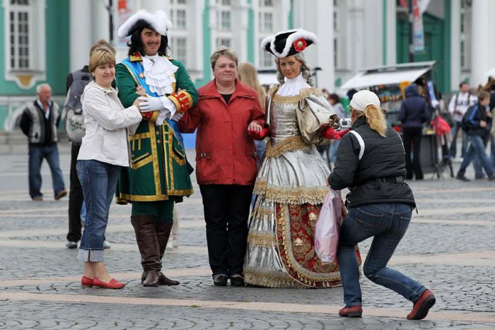 Петербург снова стал лучшим городом Европы для туристов