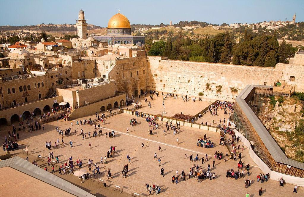 Российский турпоток в Израиль с начала года прирос почти на 50%
