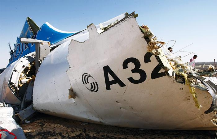 Крушение А321 над Синаем: потерпевшие подадут коллективный иск к страховщикам
