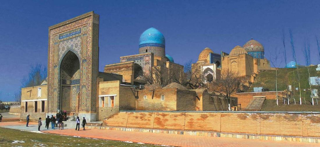 В Узбекистане рассчитывают на 2.5 миллиона туристов