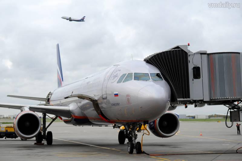 Росавиация: прирост перевозок российскими авиакомпаниями составил 13.8%