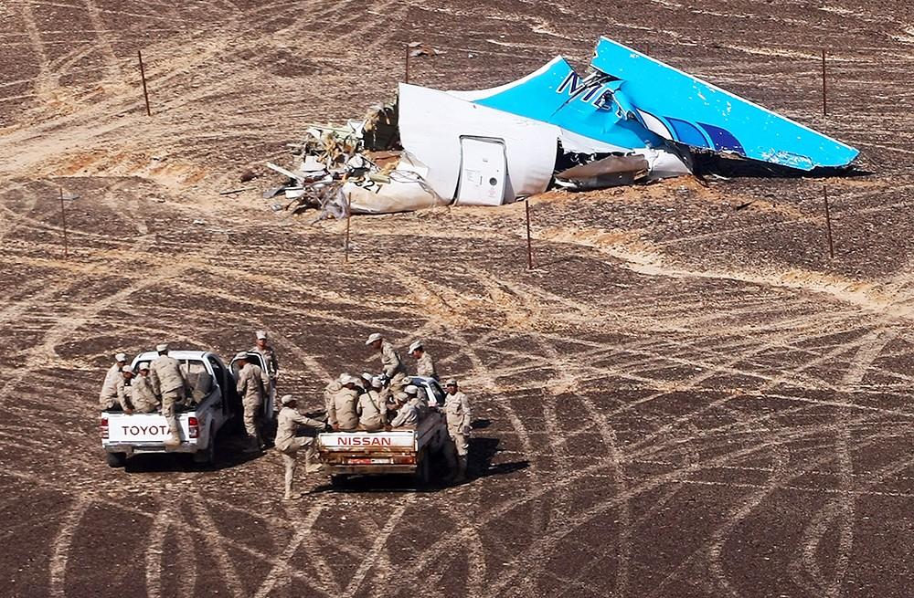 Родственники погибших в катастрофе над Синаем подали иски к «Когалымавиа» и «Ингосстраху» в суд Египта