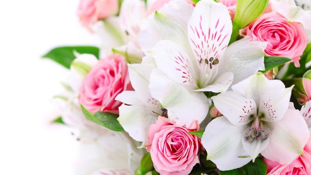 Живые цветы украсят ваше торжество