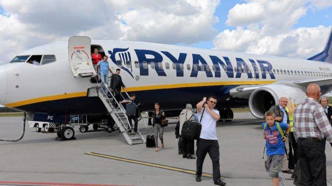 Ryanair будет судиться с целой страной из-за языка