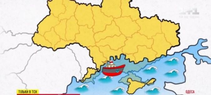 Крым станет настоящим островом, а юг Украины утонет