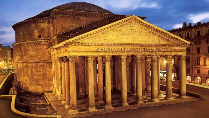 Вход в римский Пантеон станет платным