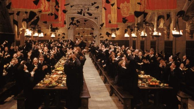 Неожиданный подарок для поклонников «Гарри Поттера»