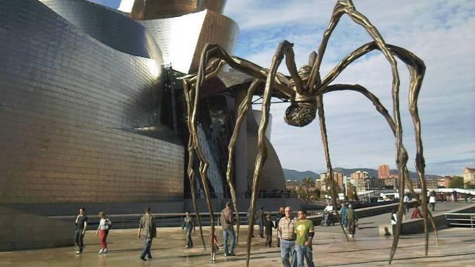 Музей Гуггенхайма в Бильбао празднует своей 20-летие: это будет что-то невероятное