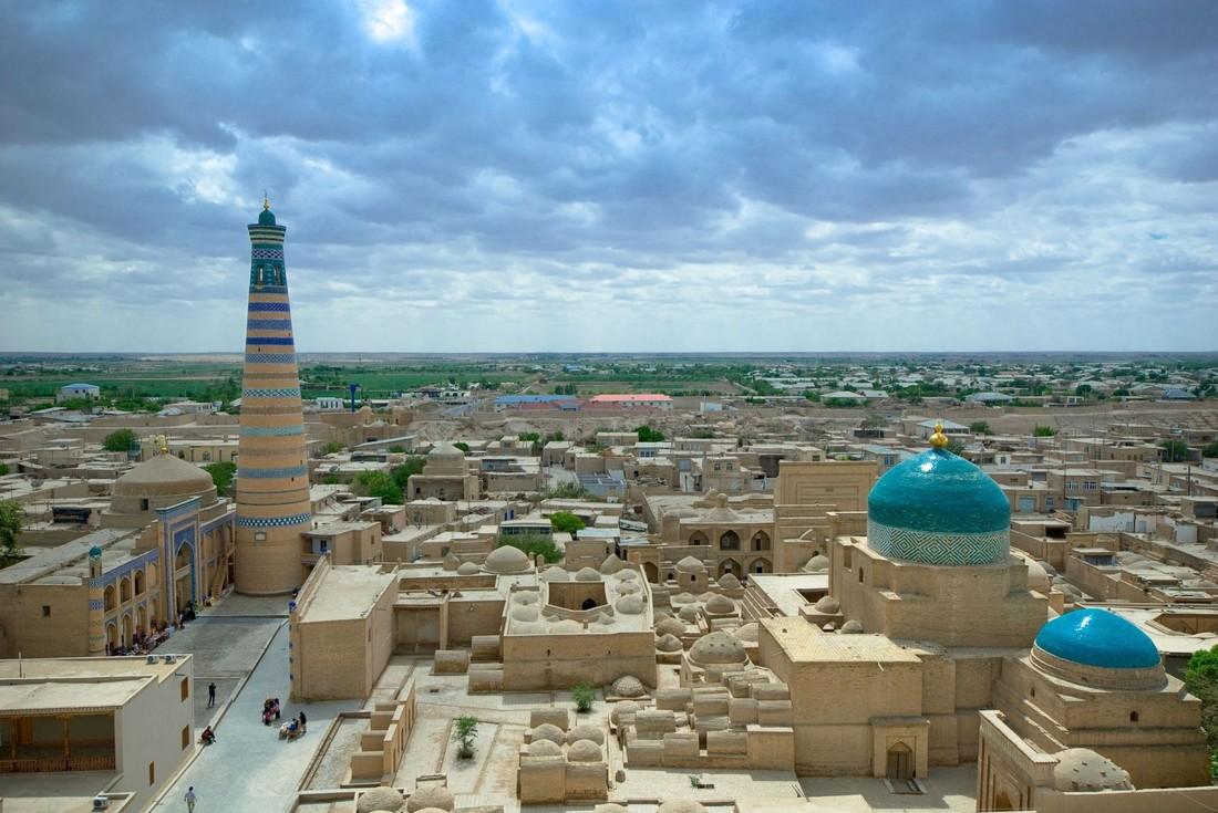 В 2017 году турпоток в Узбекистан должен превысить 2.5 млн человек