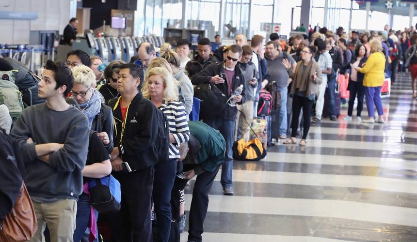 Рейс из Дубая в Екатеринбург задержан на 13 часов