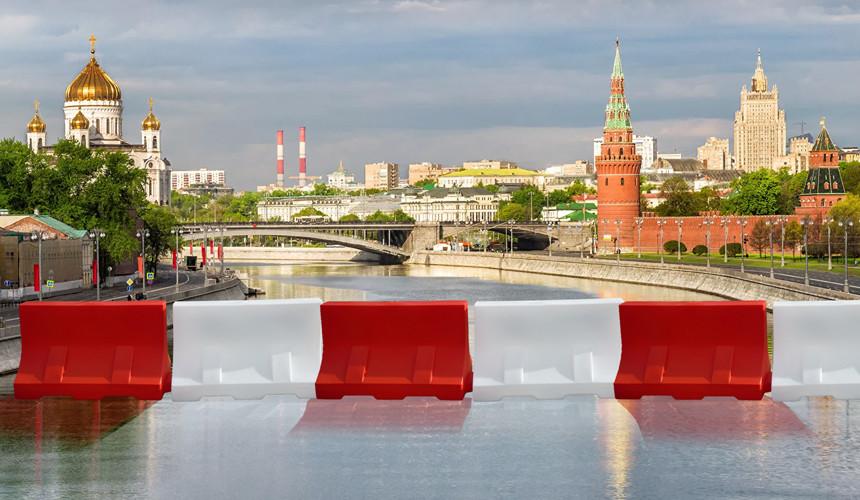 Москву-реку перекроют на время Чемпионата мира
