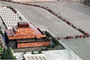 Мавзолей Ленина в ноябре закроют дважды